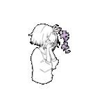 ジト目少女そのさん(個別スタンプ:09)