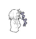 ジト目少女そのさん(個別スタンプ:10)