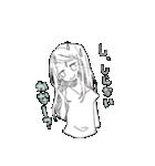 ジト目少女そのさん(個別スタンプ:13)