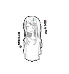 ジト目少女そのさん(個別スタンプ:14)