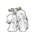 ジト目少女そのさん(個別スタンプ:16)