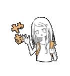ジト目少女そのさん(個別スタンプ:21)