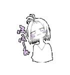 ジト目少女そのさん(個別スタンプ:40)