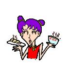 昔覚えた女の子の描き方スタンプ(個別スタンプ:26)