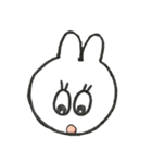 ホットウサギ(個別スタンプ:40)