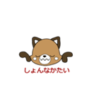 熊本弁動くレッサーパンダこぱん3(個別スタンプ:09)