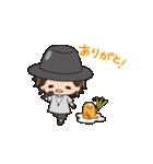 Jin×ぐでたま アニメーションスタンプ(個別スタンプ:02)