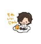 Jin×ぐでたま アニメーションスタンプ(個別スタンプ:19)