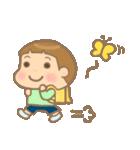 幼い男の子 春version(個別スタンプ:27)