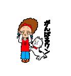 あかぼーママと犬っころのスタンプ(個別スタンプ:18)