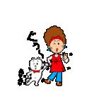 あかぼーママと犬っころのスタンプ(個別スタンプ:27)