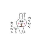 へそウサギ(個別スタンプ:35)