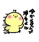 ぴぃちゃん。(個別スタンプ:20)