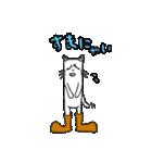 長靴を履いたネコさん(40個バージョン)。(個別スタンプ:18)