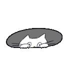 眠そうなねこスタンプ 2(個別スタンプ:06)