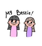 bestie!(個別スタンプ:32)