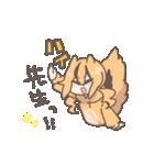 わらびもちりす(おんなのこばーじょん)(個別スタンプ:02)