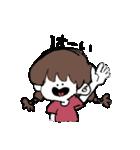 おれんじほっぺちゃん(個別スタンプ:04)