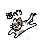 ニャーモティコン(日本語)(個別スタンプ:21)