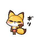 きつめきつね3(LOVE編)(個別スタンプ:40)