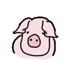 俺の豚の友達ドニー(個別スタンプ:04)