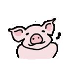 俺の豚の友達ドニー(個別スタンプ:05)