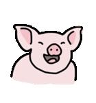俺の豚の友達ドニー(個別スタンプ:06)