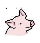 俺の豚の友達ドニー(個別スタンプ:09)