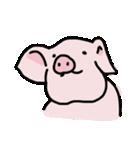 俺の豚の友達ドニー(個別スタンプ:10)