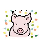 俺の豚の友達ドニー(個別スタンプ:13)
