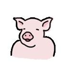 俺の豚の友達ドニー(個別スタンプ:15)