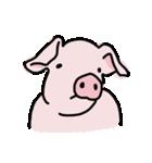 俺の豚の友達ドニー(個別スタンプ:18)