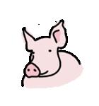 俺の豚の友達ドニー(個別スタンプ:20)