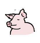 俺の豚の友達ドニー(個別スタンプ:21)