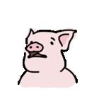 俺の豚の友達ドニー(個別スタンプ:23)