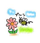 ビーバーのビバとバビ(春)(個別スタンプ:04)