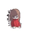 ジャージちゃん3(うごく)(個別スタンプ:24)