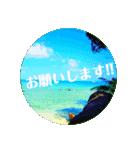 Malaysia island2♡♡[日本語](個別スタンプ:05)