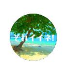 Malaysia island2♡♡[日本語](個別スタンプ:16)