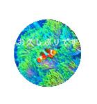 sea world3♡[日本語敬語](個別スタンプ:03)