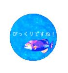sea world3♡[日本語敬語](個別スタンプ:05)
