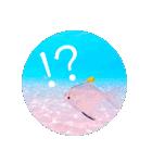 sea world3♡[日本語敬語](個別スタンプ:09)