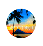 Palawan el nido♡♡(個別スタンプ:01)