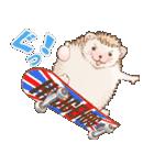 ハリネズミ団子 関西弁(個別スタンプ:05)