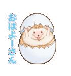 ハリネズミ団子 関西弁(個別スタンプ:31)