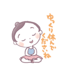 大人だってバレエ【日常レッスン用】(個別スタンプ:29)