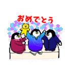 ペンギン♡オン・アイス ♪日常会話(個別スタンプ:11)