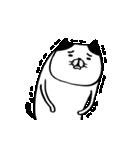 弱いタイプの猫 動く(個別スタンプ:05)