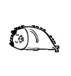 弱いタイプの猫 動く(個別スタンプ:08)
