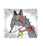 仔狐祭スタンプ弐(個別スタンプ:10)